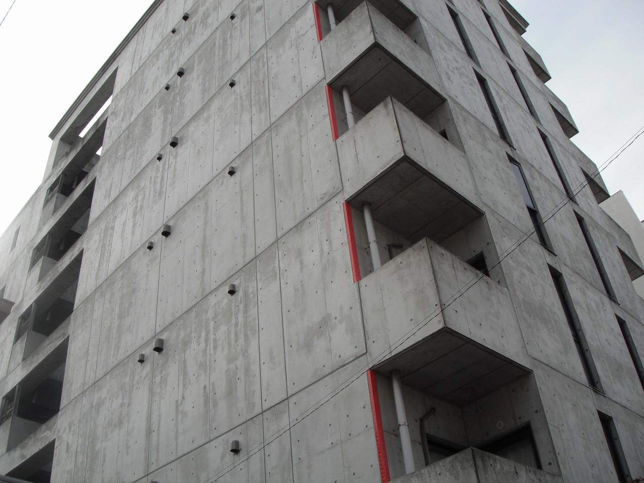 名古屋・三重県の外装塗装はケーペックにお任せください!コンクリート打放し保護工法について